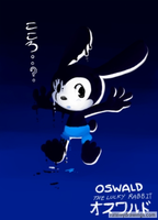 Oswald The Lucky Rabbit by Polar-Angie13