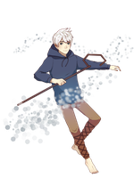 Jack Frost by ChocoHal