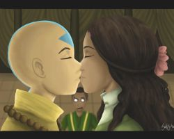 WTF? AANG KATARA?? by lightskin
