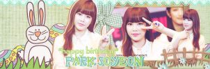 HPBD SOYEON :3 by bonsociu009