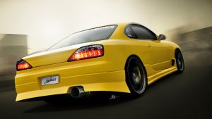 Nissan Silvia S15 by SaMuVT