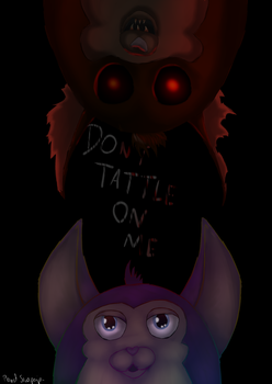 Don't Tattle On Me by Planet-Sarapaja