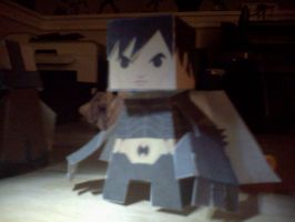 Paper Batman by Superjay14