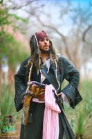 Jack Sparrow cosplay by captainjaze