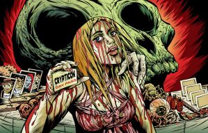 Crypticon by funrama