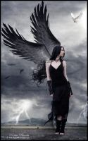 Goth Angel - Enlighten by enigma00