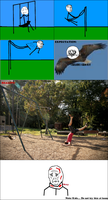 Expectation vs Reality: Swing -Rage Comic- by Albowtross91