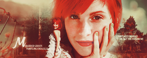 Hayley Williams by Tarja2