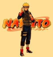 Naruto by Dicko17