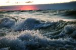 Chasing Waves On A Clear Night by Zeal-GJP