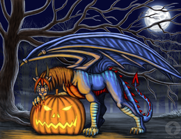 Halloween 2015 by Ravenfire5