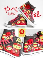SamuJap Shoes by Bobsmade