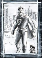 Joe Shusters superman by idirt