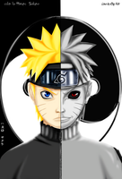 Naruto and his Dark Side by Hanuro-Sakura