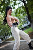 Gajeel Redfox Althair cosplay by AlthairLangley