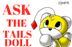 ask tails doll by qeva