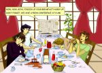 Breakfast With The Beatles by Orchideacae