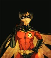 Tim Drake by Toonikun