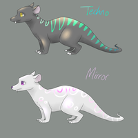 Marro Adoptables MAKE AN OFFER by Parroti