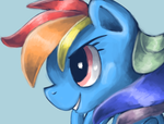 Dash face by Paintrolleire