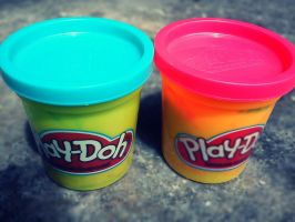 Let's Play-doh by Mpsebastian