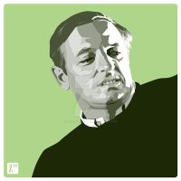 William F. Buckley by monsteroftheid