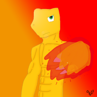 Agumon by DG254