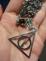 Deathly Hallows by Eyltwo