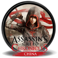 AC Chronicles: China - Icon by Blagoicons