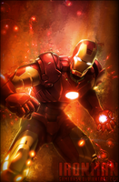 Ironman[#3] by GamerX54
