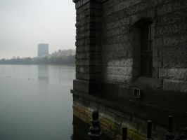 Central Park view by Destroyer77