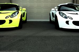 Lotus Exige S III by automotive-eye-candy
