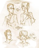 Sketches - 01 by fayrenpickpocket