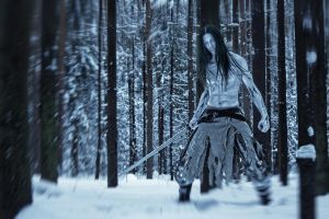 Game of Thrones - White Walker  III by MrSatiral