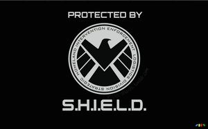 S.H.I.E.L.D. Wallpaper 1 (Computer) by Rupeeshards