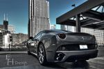 Chicago Ferrari California by BonaFideChimp