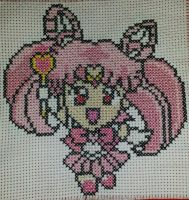Sailor Chibimoon by Nerii-chan