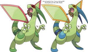 Flygon v.3 by Xous54