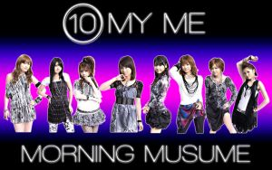 WALL MUSUME 10 MY ME  1 VER. by RainboWxMikA
