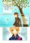 KKM - I want to be... by myrrah