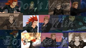 Boys Like You (Axel Demyx Collage) by Xinahs