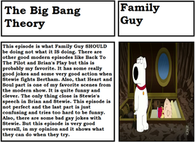 Journal Of Good Animation - The Big Bang Theory by DodsleyCritic
