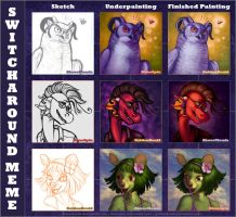 Switcharound Meme by aboveClouds
