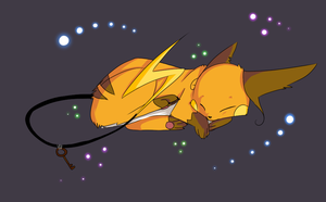 Keycrest Sleeping by Nixhil