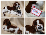 Douglas Cuddle Toys - Duncan Springer Spaniel by The-Toy-Chest