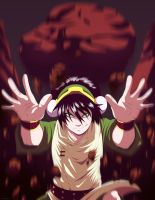 Toph Bei Fong by ExDNiVa09