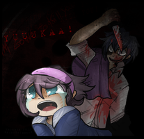 :Corpse party: Run rabbit run. by Veonara