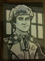 The Sixth Doctor by JoelRCarroll