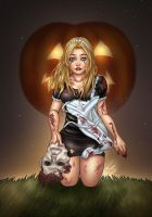 The Destiny Of Laurie Strode by hugMEETSkiss