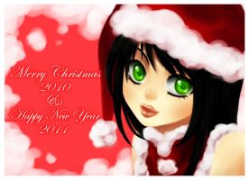 Christmas 2010 by Iksia